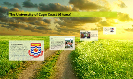 Copy of The University of Cape Coast (Ghana)