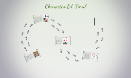 Character Ed. Final