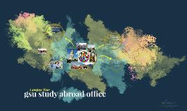 gsu Study Abroad office