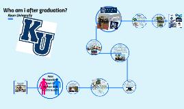 Who am I after graduation?