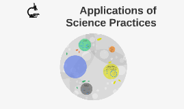 Applications of Science Practices