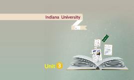 Indiana University - Traveller 6