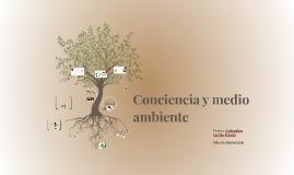 Conciencia y medio ambiente