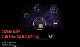 SVSU Tech and Writing