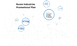 Raven Industries Promotional Plan