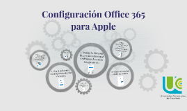 Configuración Office 365 en tu Apple