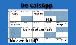 Cals App