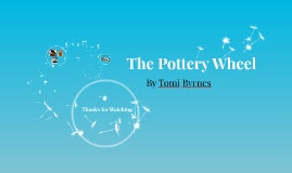 The Pottery Wheel