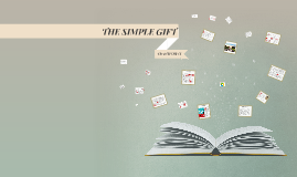 Transitions HSC - THE SIMPLE GIFT