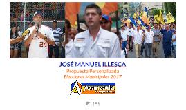 JOSÉ MANUEL ILLESCA