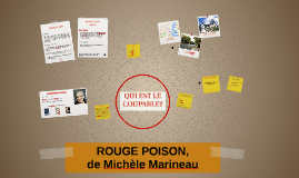 ROUGE POISON,