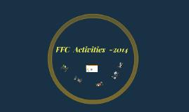 FFC  Activities  -2014