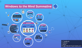 Windows to the Mind Summative