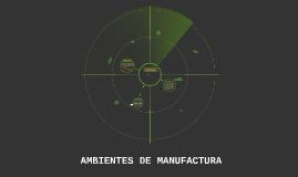 Copy of  AMBIENTES DE MANUFACTURA