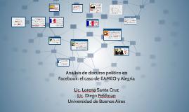 Análisis de discurso político en Facebook: el caso de EAMEO