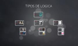 Copy of TIPOS DE LOGICA