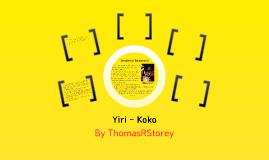 Copy of Yiri - Koko - GCSE Revision Notes