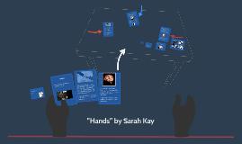 """Hands"" by Sarah Kay"