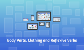 Body Parts, Clothing and Reflexive Verbs