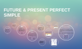 Future & Present perfect simple