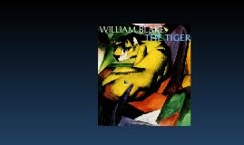 William Blake: Tiger
