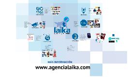 LAIKA 2014 presentación servicios