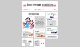 Copy of Fuerzas externas del emprendimiento