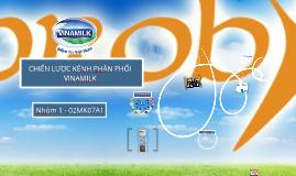 Chiến lược kênh phân phối sữa VINAMILK