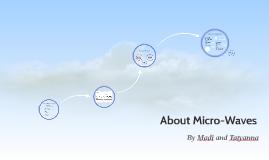 Micro-Waves
