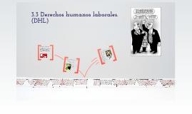 3.3 derechos humanos laborales