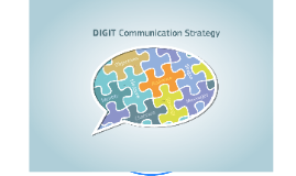 Copy of Why a communication strategy?