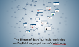 The effects of extra-curriculars on English Language Learner