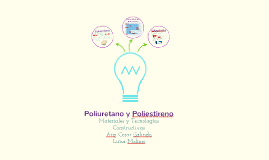 Copy of Poliuretano y Poliestireno