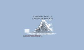 PLAN INDIVIDUAL DE