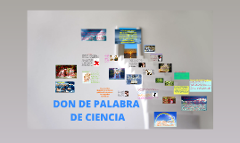 DON DE PALABRA DE CIENCIA