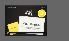 GSL - Deutsch