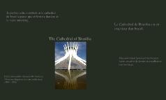 The Cathedral of Brasilia in Brazil