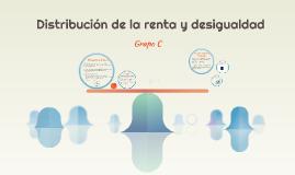 Distribución de la renta y desigualdad