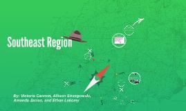 southeast region by victoria cannon on prezi