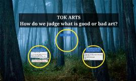 TOK ART