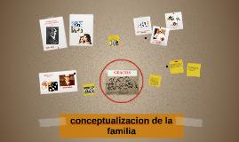conceptualizacion de la familia