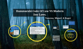 the code of hammurabi vs law of moses The code of hammurabi is a well-preserved babylonian code of law of ancient mesopotamia, dated back to about 1754 bc (middle chronology)it is one of the oldest deciphered writings of significant length in the world.