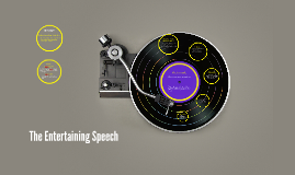 The Entertaining Speech