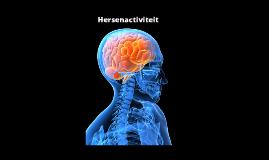 Hersenactiviteit