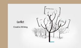 Creative Writing Focus: Conflict