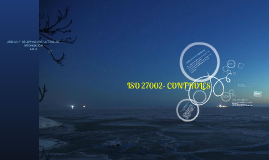 ISO 27002  CONTROLES