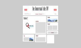 le Journal de JV