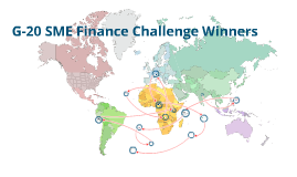 G-20 SME Finance Challenge Winners