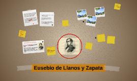 Eusebio de Llanos Y Zapata