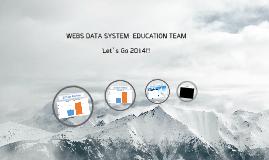 웹스데이타시스템 교육팀